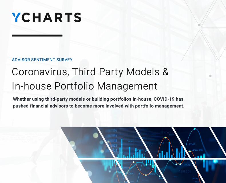 model portfolio survey title slide